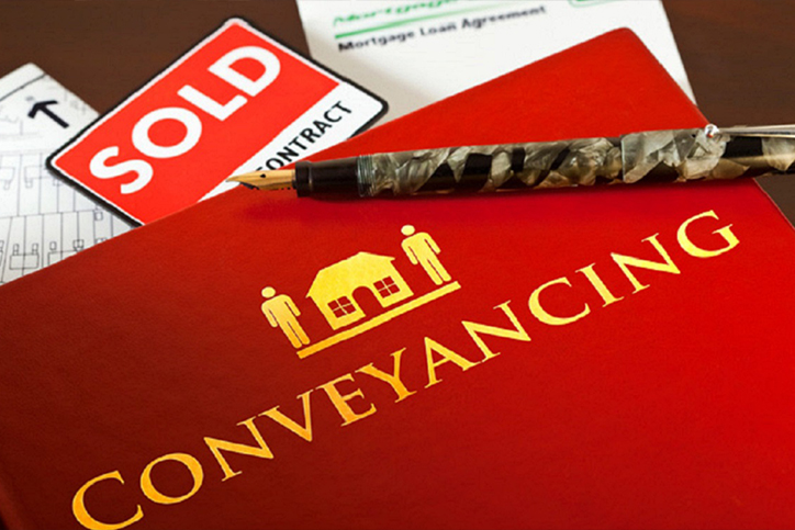 CONVEYANCE & REAL ESTATE DEVELOPMENTS
